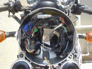 Bandit1200ヘッドライトユニット