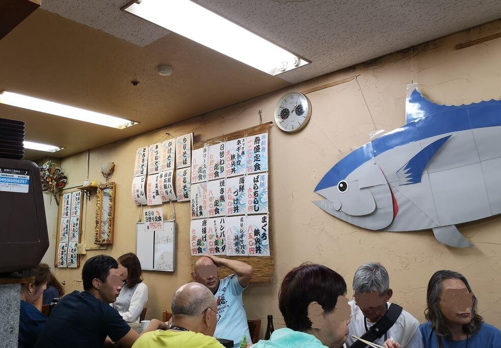 横浜中央卸売市場カネセイ