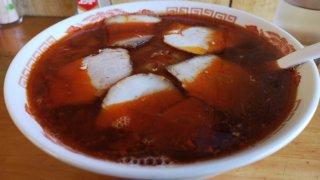 オススメ!ツーリングスポット:勝浦タンタン麺 はらだ(原田商店)(千葉県勝浦市)