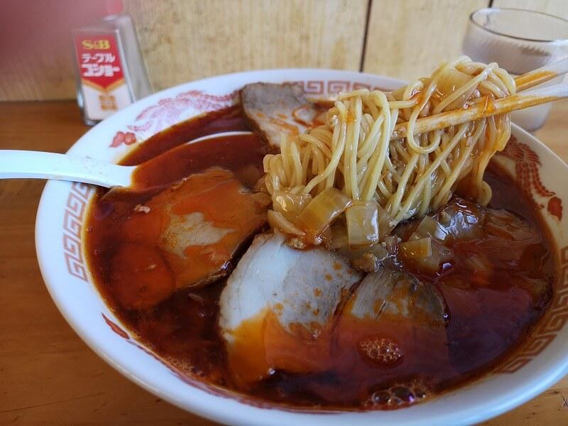 勝浦タンタン麺 はらだ