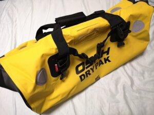 防水シートバッグ