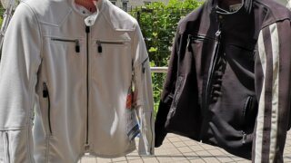 パワーエイジのメッシュジャケットをバージョンアップ!